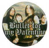 Bullet For My Valentine - 'Group' Button Badge